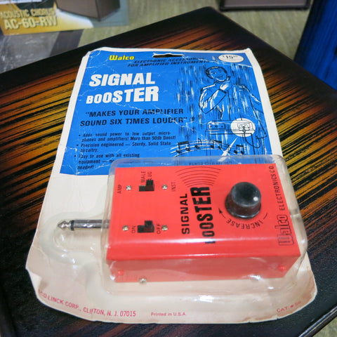 Used Vintage Walco Signal Booster