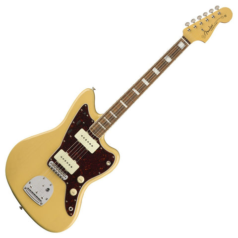 Fender 60th Anniversary Jazzmaster Maple Fingerboard Vintage Blonde 0140101707