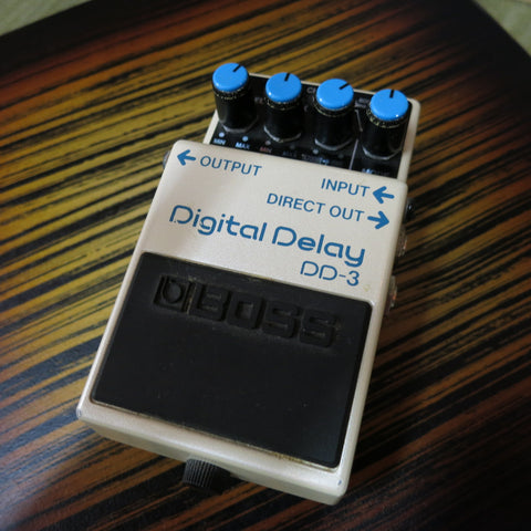 Used Boss DD-3 Digital Delay