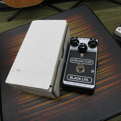 Used Mr. Black Darling Fuzz