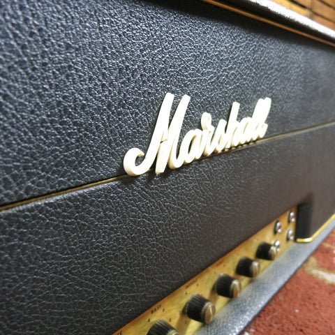 Used Marshall JMP 1973 Vintage Guitar Amp Head