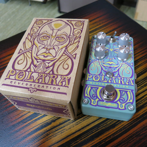 Used Digitech Polara Reverb