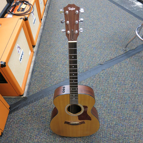 Used Taylor 114E Acoustic Electric Guitar 2008