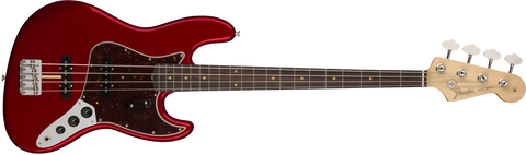 Fender American Original '60s Jazz Bass RW Candy Apple Red 0190130809