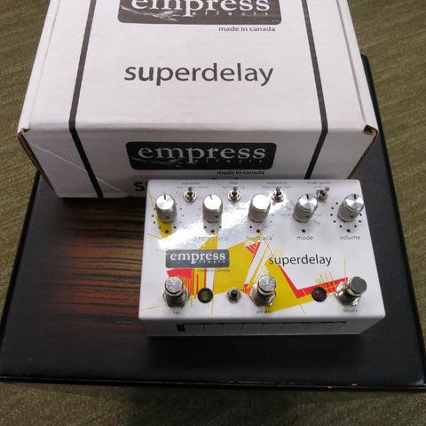 Used Empress Superdelay
