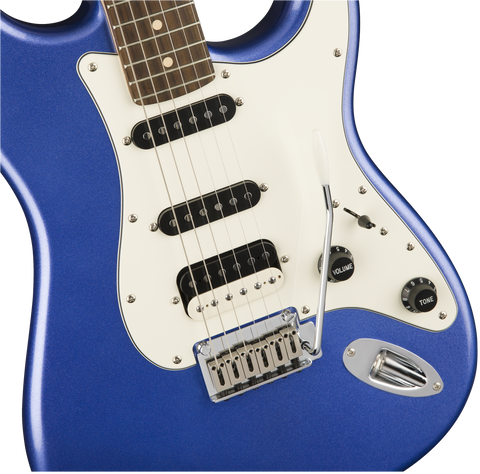 Squier Contemporary Stratocaster HSS Rosewood Fingerboard Ocean Blue 0320322573