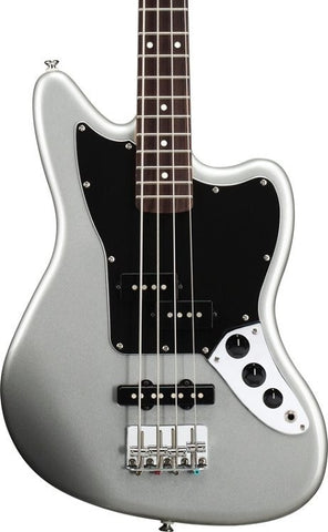 Squier Vintage Modified Jaguar Bass Special SS Silver 0328800591