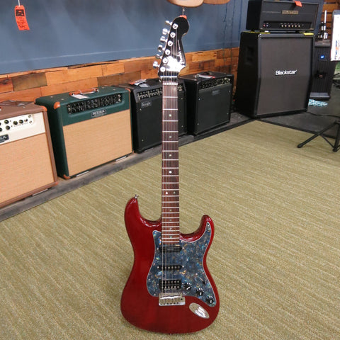 Used Fender American Select Stratocaster HSS Mahogany w/Case 2006