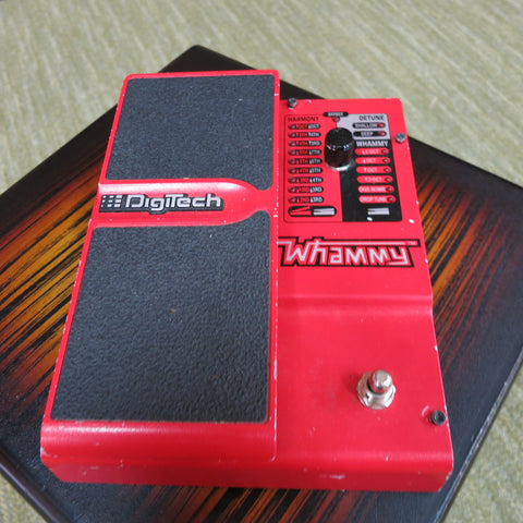 Used Digitech Whammy V4