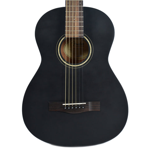 Fender MA-1 3/4 Size Acoustic Guitar Matte Black 0963001006