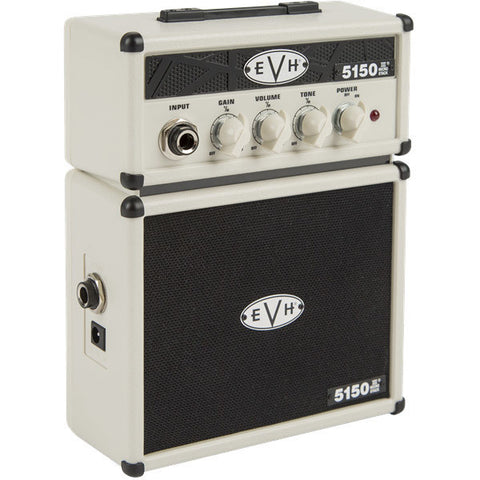EVH Micro Stack Ivory Guitar Amplifier 0224800400