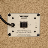 Mesa Boogie Rosette 300 Two:Eight Acoustic Guitar Amplifier British Tan & Cream