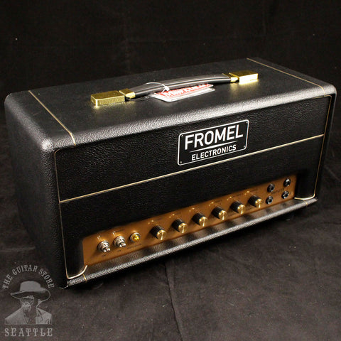 Fromel Electronics JTF 45 Amplifier Head