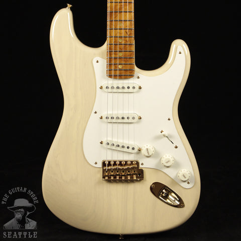 Fender Custom Shop Roasted Stratocaster NOS Vintage Blonde