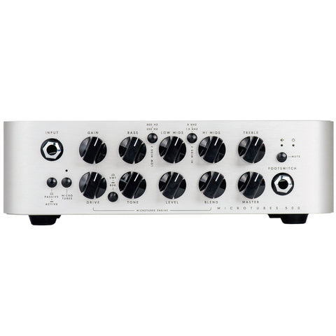 Darkglass Microtubes 500 Bass Head