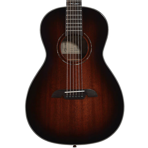 Alvarez AP66SHB Artist 66 Series Parlor Acoustic Guitar Shadowburst Finish