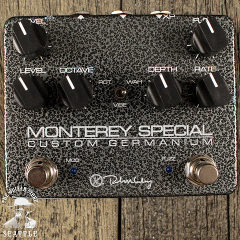 Keeley Germanium Monterey Special Fuzz/Vibe/Rotary/Wah Pedal