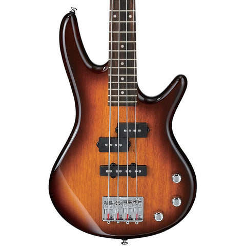 Ibanez miKro GSRM20 Bass Guitar Brown Sunburst