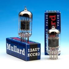 Mullard 6L6 Platinum Matched Pair