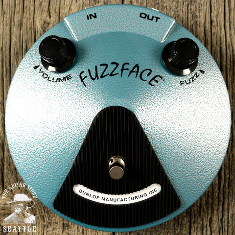 Dunlop JHF1 Jimi Hendrix Fuzz Face Distortion Pedal