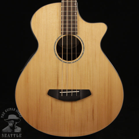 Breedlove Solo Jumbo Bass CE East Indian Rosewood Red Cedar Natural