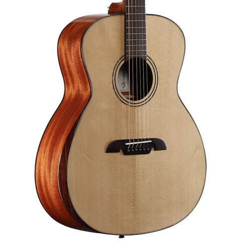 Alvarez AG60 Auditorium Natural Acoustic Guitar