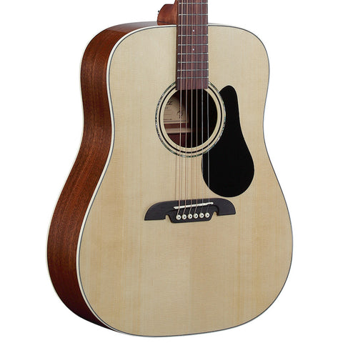 Alvarez RD26 Dreadnought Natural Acoustic Guitar