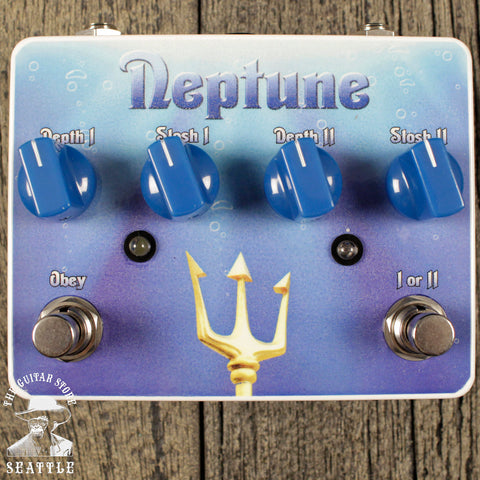 Tortuga Effects Neptune Dual Vibe Pedal