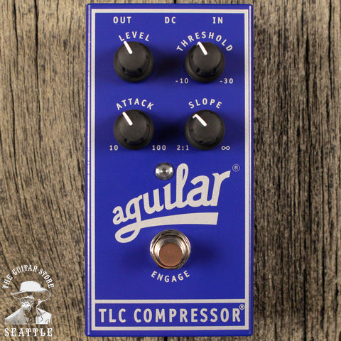 Aguilar TLC Bass Compressor Pedal B-Stock