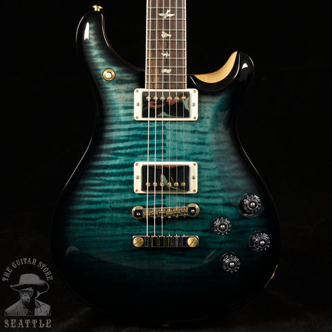 Paul Reed Smith McCarty 594 Wood Library 10 Top Korina Zircote Faded Teal Burst 245049