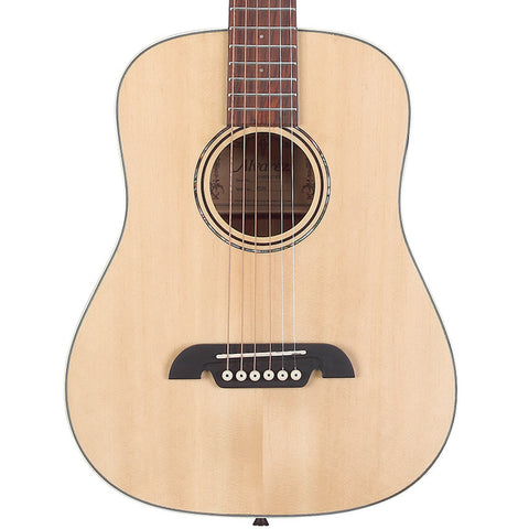 Alvarez Regent 26 Series Travel Dreadnought Acoustic Guitar Natural