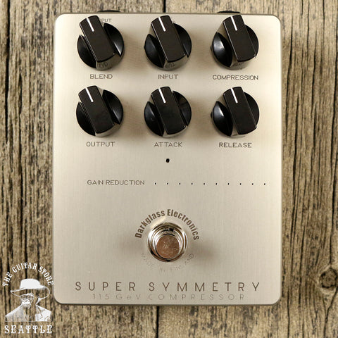 Darkglass Super Symmetry Bass Compressor Pedal