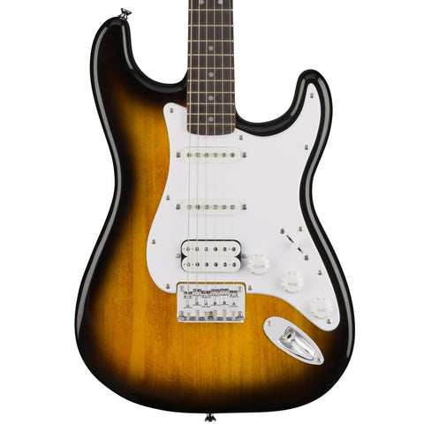 Squier Bullet Strat HSS HT Brown Sunburst Electric Guitar