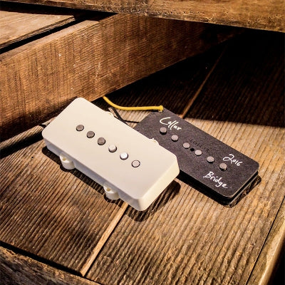 Lollar Jazzmaster Pickup Set White
