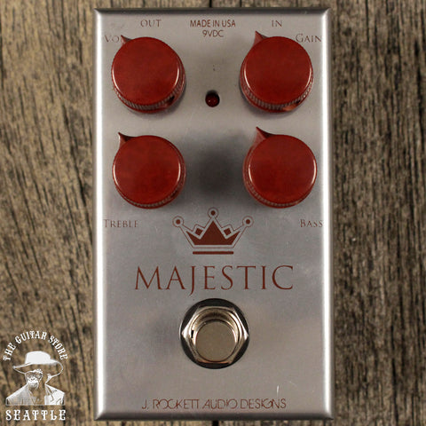 J.Rockett Majestic Medium Gain 70s Overdrive