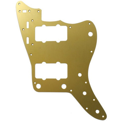 Allparts Gold Anodized Pickguard for Jazzmaster