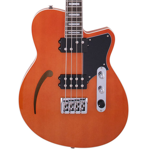 Reverend Dub King Bass Rock Orange