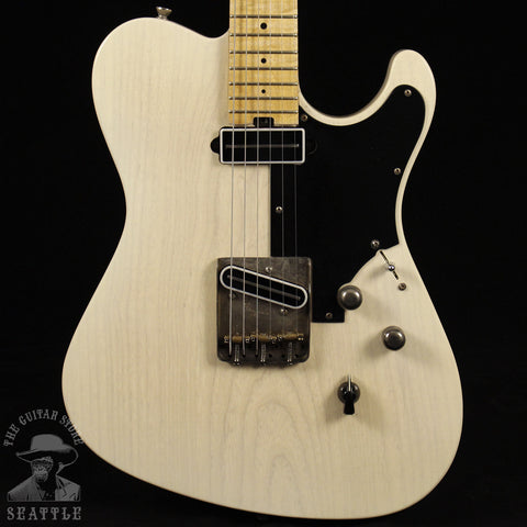 Asher T Deluxe Trans Ivory