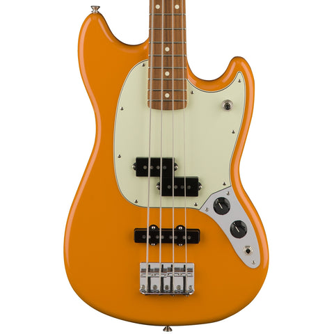 Fender Mustang Bass PJ Capri Orange 0144053582