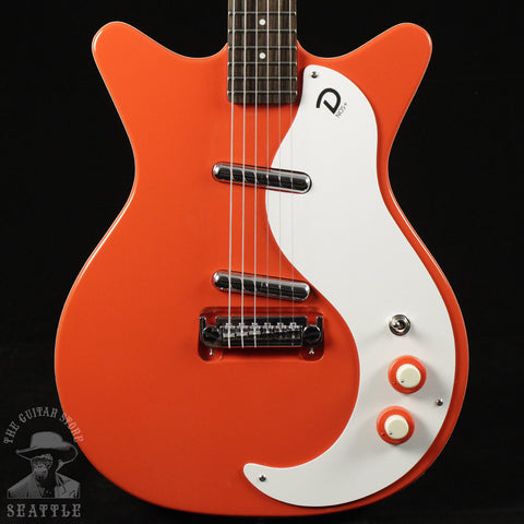 Danelectro '59 Mod NOS Plus Red Electric Guitar
