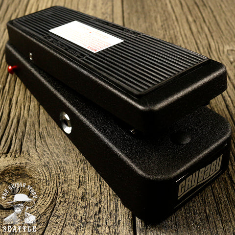 Dunlop Crybaby 95Q Wah Pedal