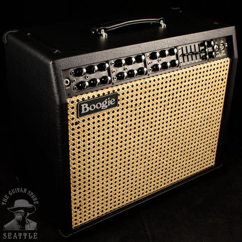 "Mesa Boogie Mark V 1x12"" Combo Black Taurus & Wicker"