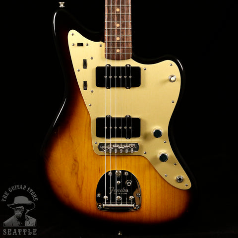 Fender 60th Anniversary '58 Jazzmaster Rosewood Fingerboard Two Color Sunburst 0173800703