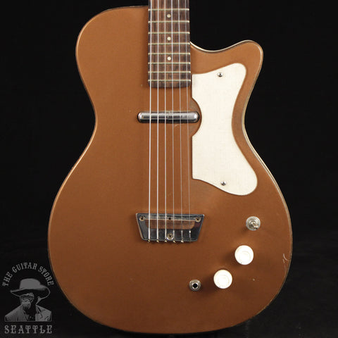 Used Silvertone U1 1304 Copper