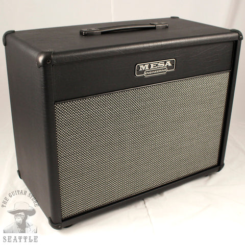 Mesa Boogie Lone Star 23 1x12 Cabinet Black & Gray