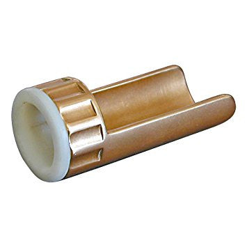 Shubb Riverside Reversible Guitar Slide Brass