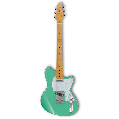 Ibanez TM302PM Talman Sea Foam Green Electric Guitar