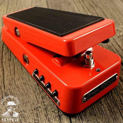 Xotic Limited Edition Red Wah XW-1 Pedal