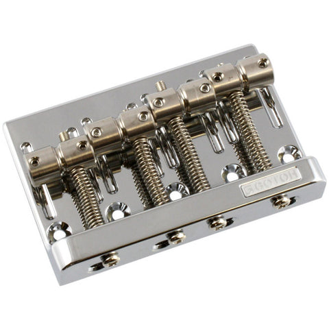 Gotoh Ti-201B4 Titanium Saddle Bass Bridge