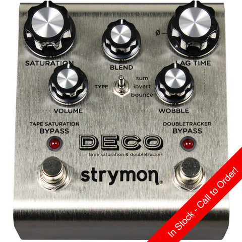 Strymon Deco Tape Simulator
